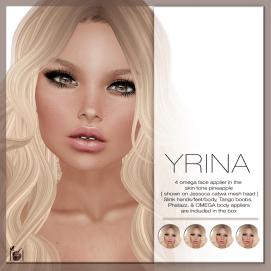 Yrina-poster-pine Makeover Room