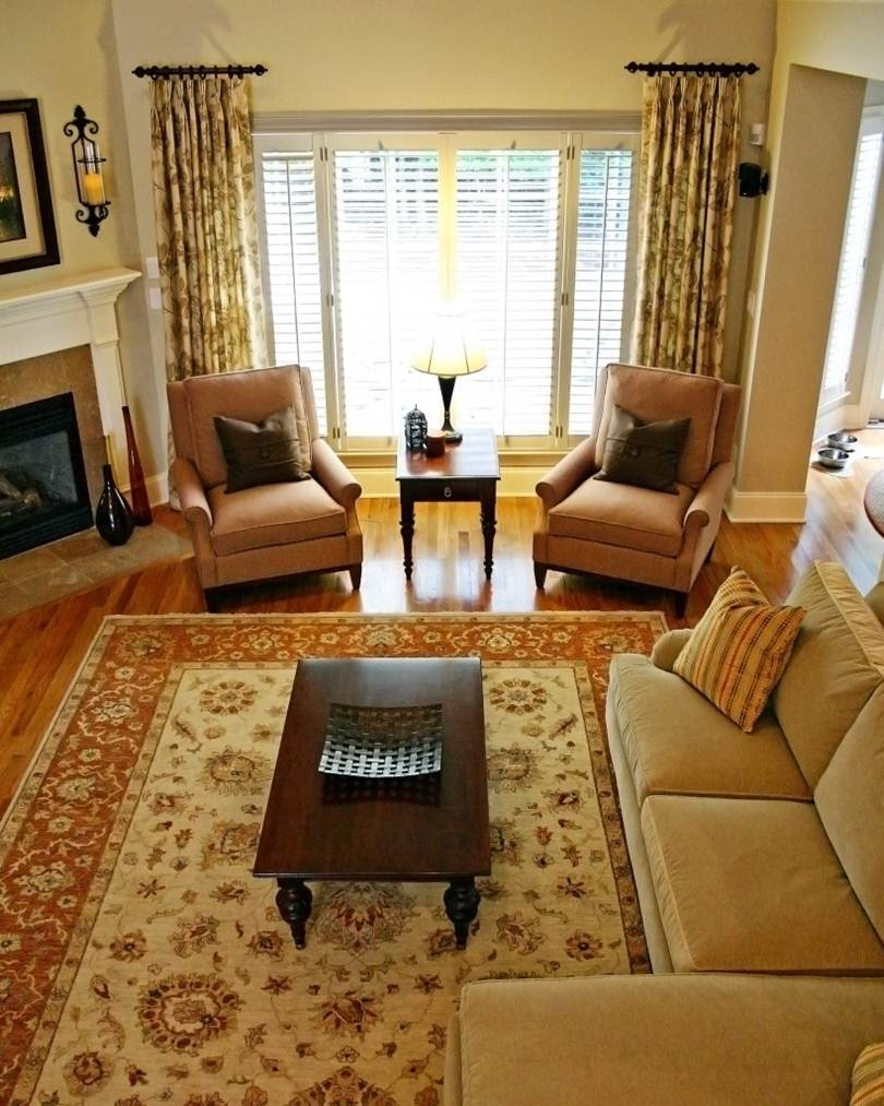 Casual Chairs Living Room