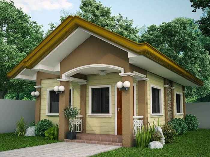 Trendy Simple Small House Models | 2020 Ideas