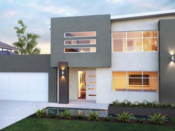 2 Urban Home Plan With Minimalist Style   4 Home Ideas 2 Urban Home Plan With Minimalist Style Pictures