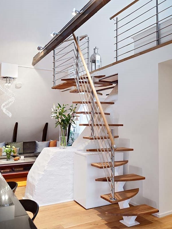 Simple Small Staircase Design Idea 2020 Ideas   Simple Stairs Design For Small House
