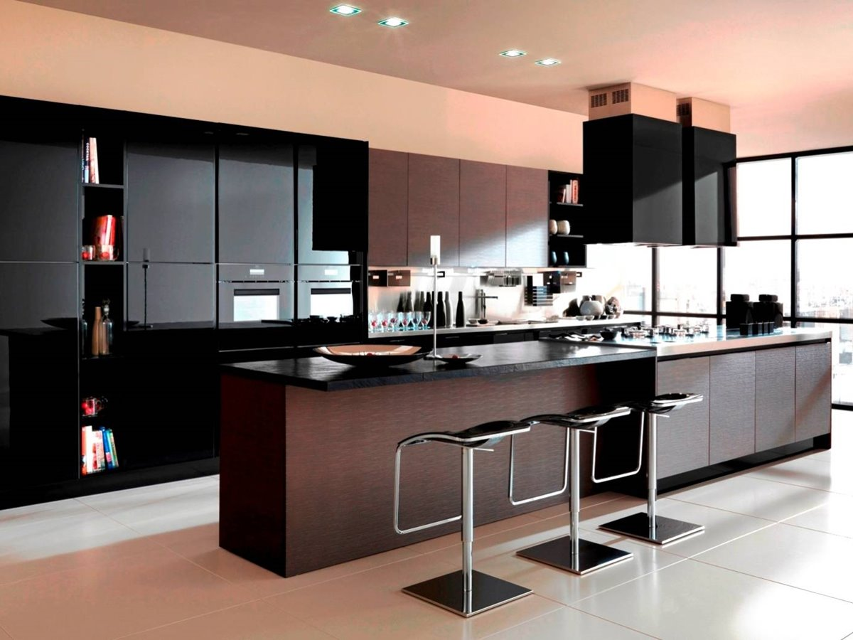Color Selection Ideas For Luxury Modern Kitchens | 2020 Ideas on Ultra Modern Luxury Modern Kitchen Designs  id=79232