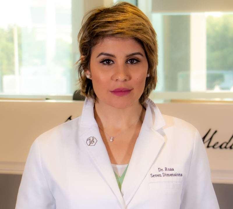 dr. roaa talal Dr. Roaa Talal team dr