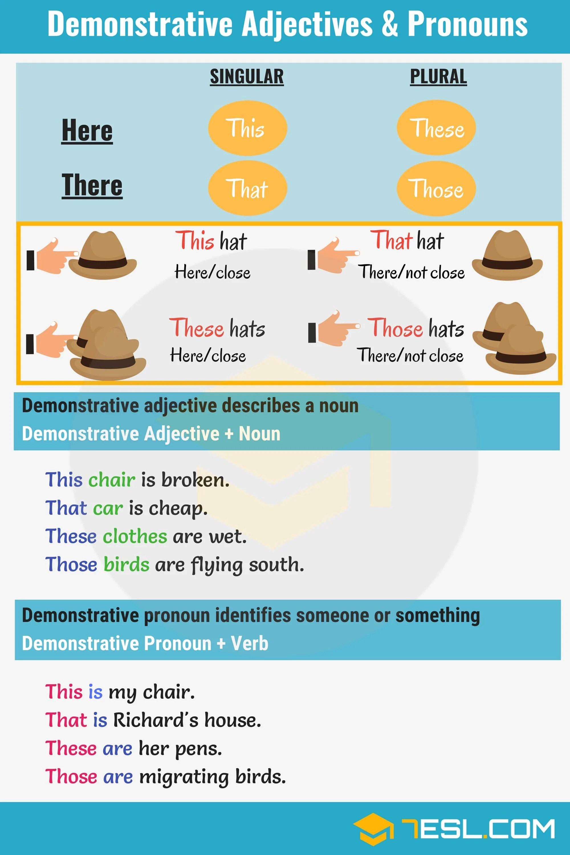Adjectives What Is An Adjective Useful Rules Amp Examples
