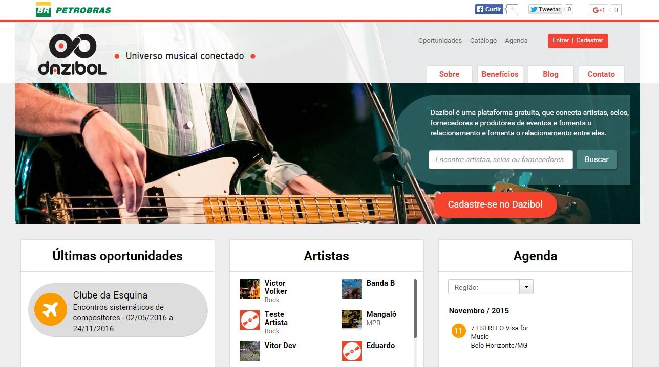 7 Estrelo participa de nova plataforma musical online