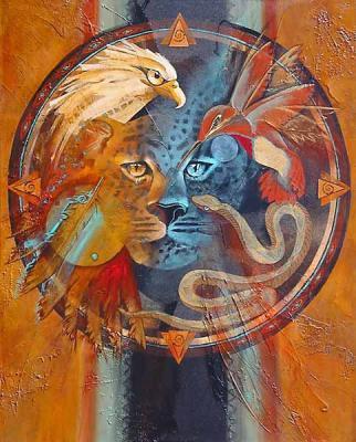 祕魯薩滿之力量動物