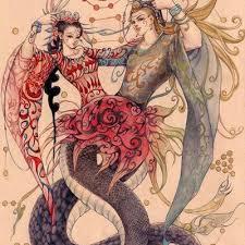女媧與伏羲