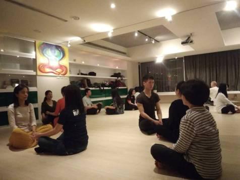 20180410脈輪舞蹈體驗課7