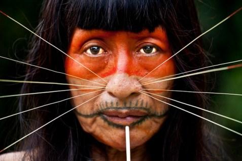 馬尤魯那族美洲豹的子民