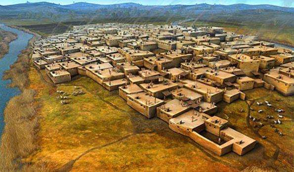 ancient-city-of-catalhoyuk