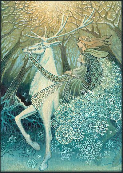 deer goddess 3