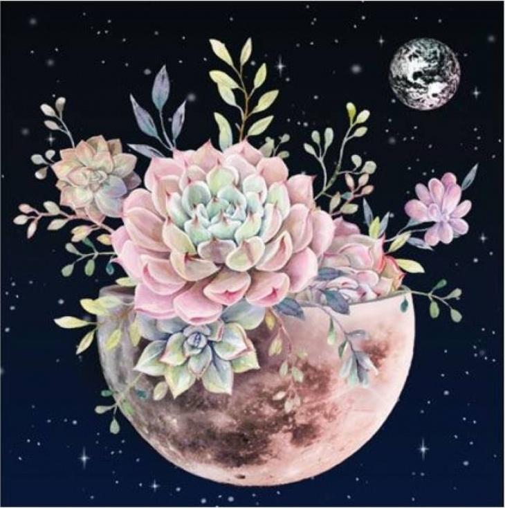 天蠍座滿月