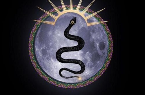 水瓶座滿月
