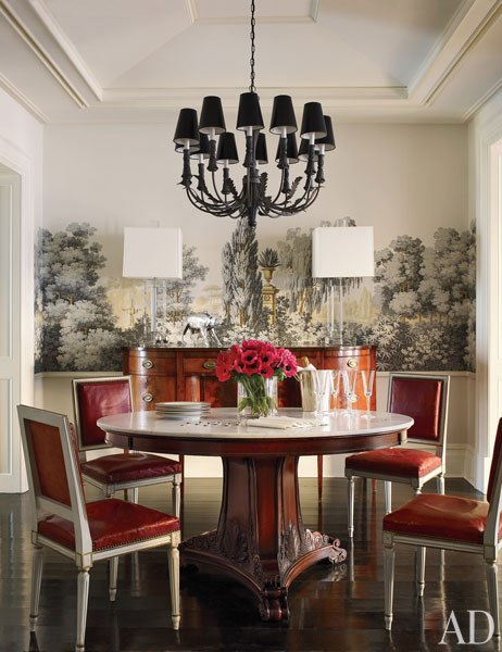 AN EXCLUSIVE LOOK AT BROOKE SHIELDS'S MANHATTAN HOME3