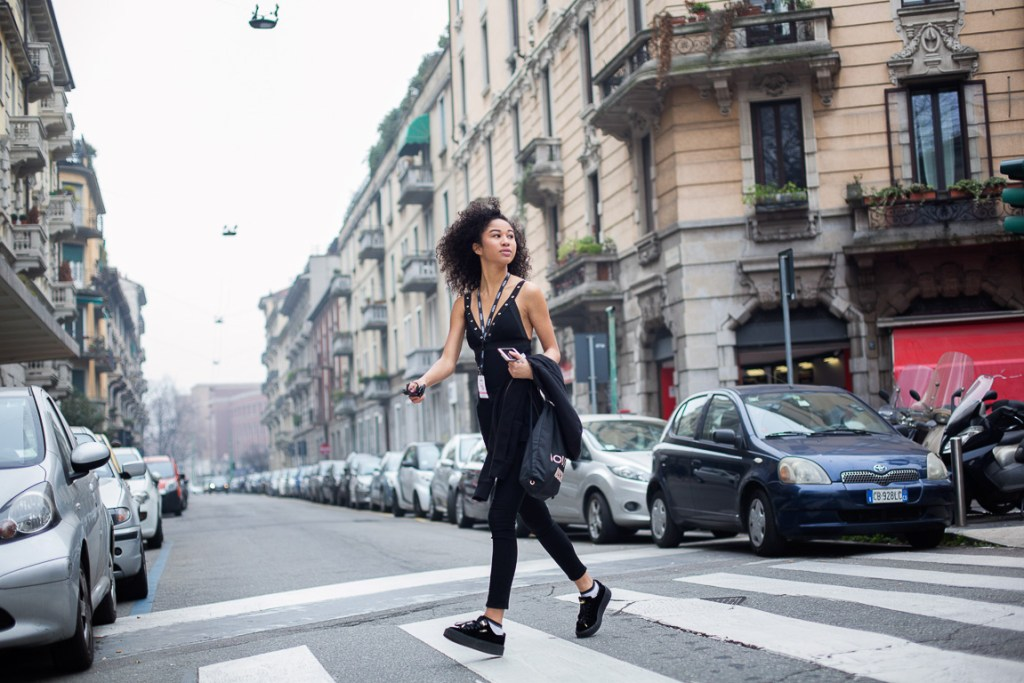Christina Cooper - Life in Milan - for 7Hues Magazine Issue 15