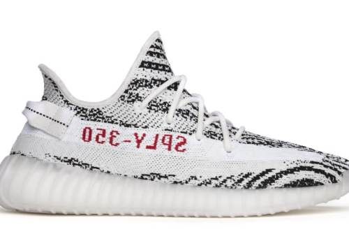 Where you can buy 'Zebra' Adidas Yeezy Boost 350 V2s