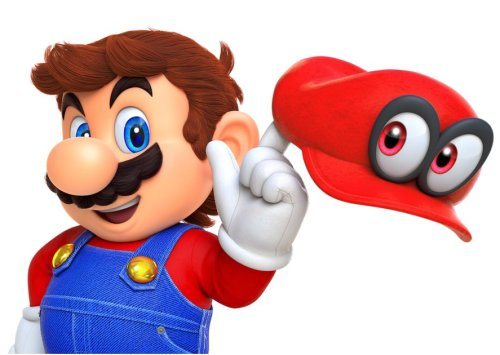 Nintendo's Super Mario Has Gray Hair and Is Now a Silver Fox!