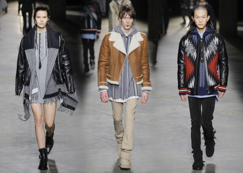 Diesel Black Gold 2018 MENSWEAR – FASHION WEEK – MILAN