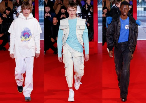 Off-White 2018 MENSWEAR – LONDON FASHION WEEK – MILAN