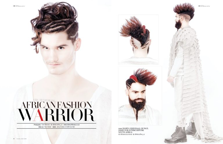 HAIR ISSUE JUNE 201822