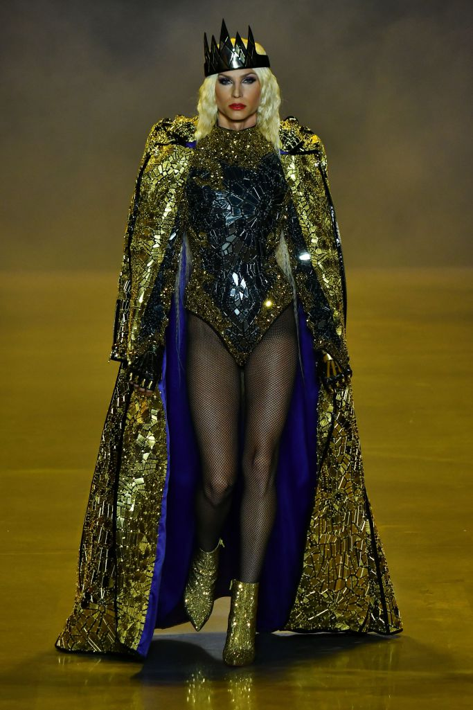 The Blonds X Disney Villans RTW Spring 2019