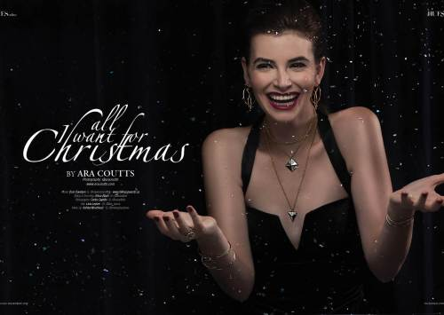 All I want for Christmas by Ara Coutts for 7Hues Online