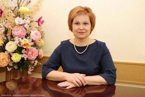 Елена Сорокина обратилась к рязанцам