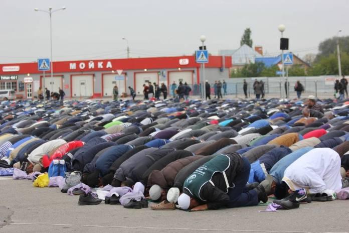 В Рязани отменили коллективный намаз на Курбан-байрам
