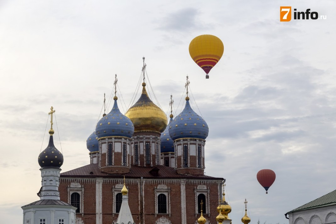 В Рязани отменили часть мероприятий фестиваля «Небо России»
