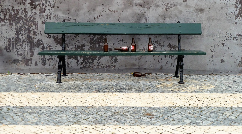 В Костроме 17 тысяч человек вышли пьяными на улицы города за год