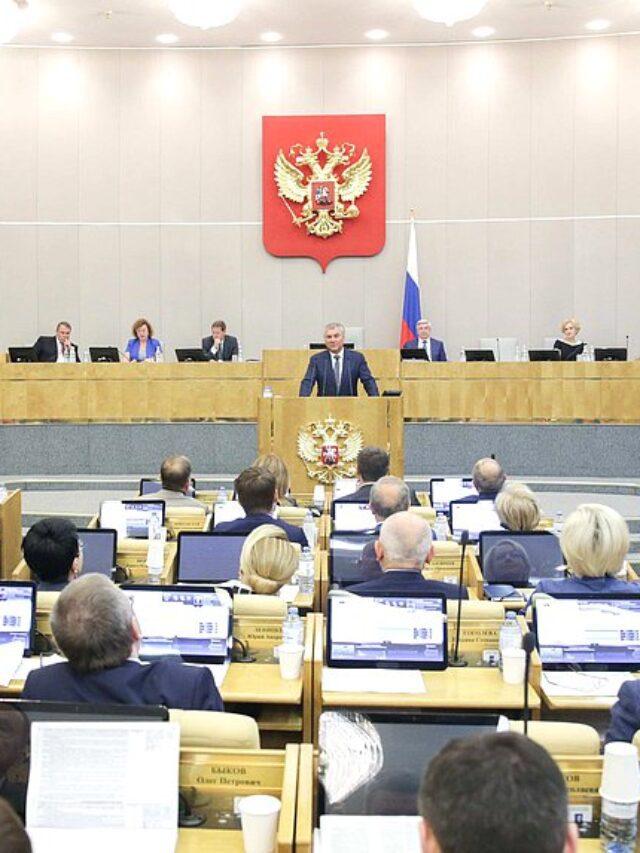 Конкурс на выборы в Госдуму выше, чем в МГУ