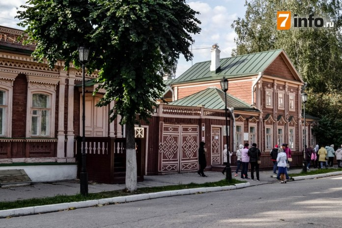 История дома, в котором жил первый русский Нобелевский лауреат