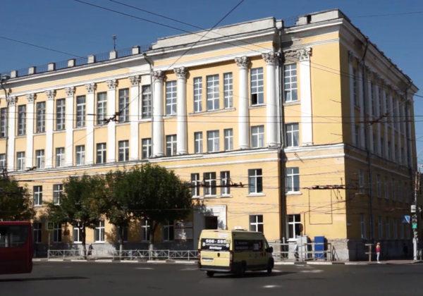 Решение по использованию здания института культуры в Рязани еще не принято