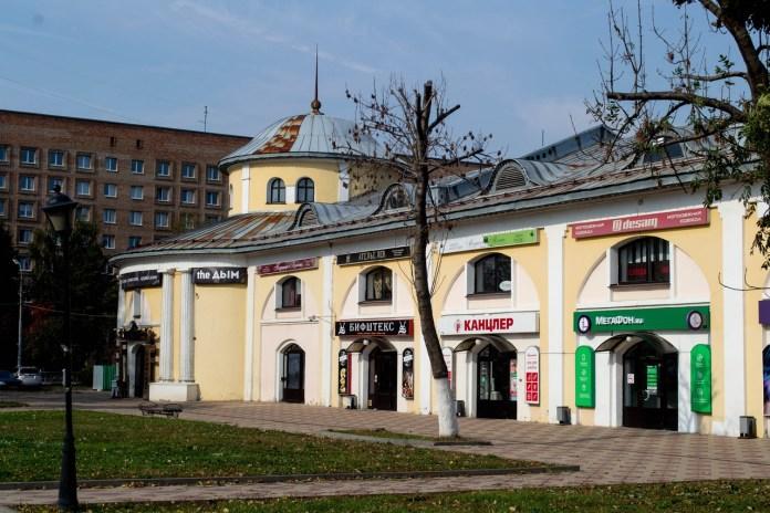 История рязанского памятника архитектуры, где когда-то торговали хлебом