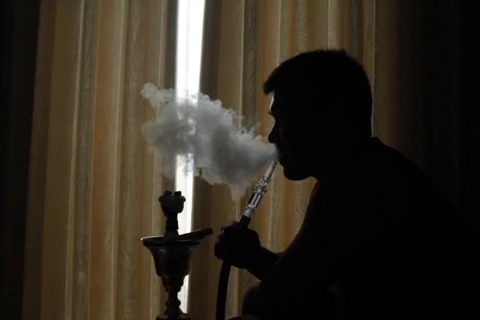 Липчане нарушают запрет на курение кальянов во время пандемии