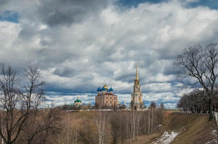 Для развития территории рязанского кремля создадут рабочую группу
