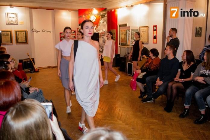Дизайнер Ольга Крамс представила рязанцам хиты своих коллекций