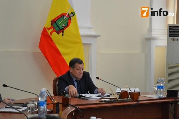 В Рязани прошла встреча депутата Государственной думы Андрея Макарова с руководителями региональных СМИ