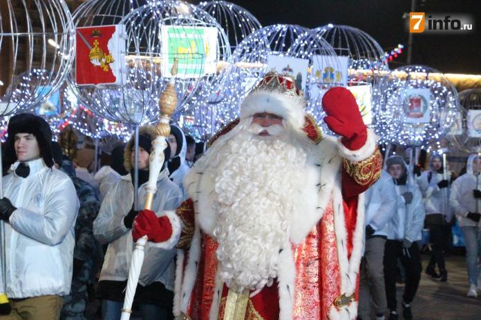 В Севастополе Дед Мороз облил ребенка кипятком
