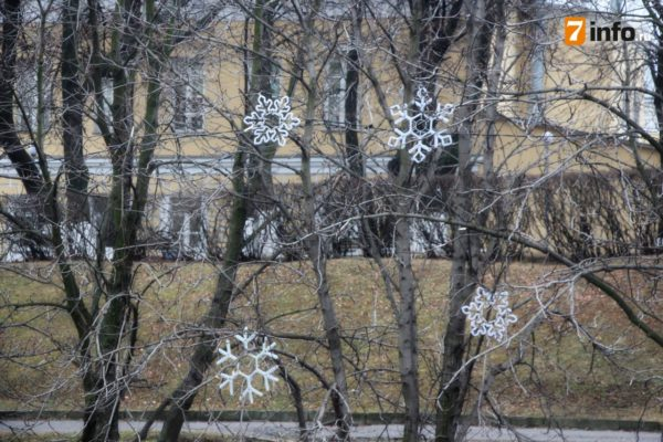В ночь с понедельника на вторник в Рязанской области ожидается до - 22 градусов мороза