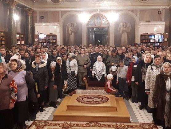 Рязанская Епархия поздравила верующих с Рождеством