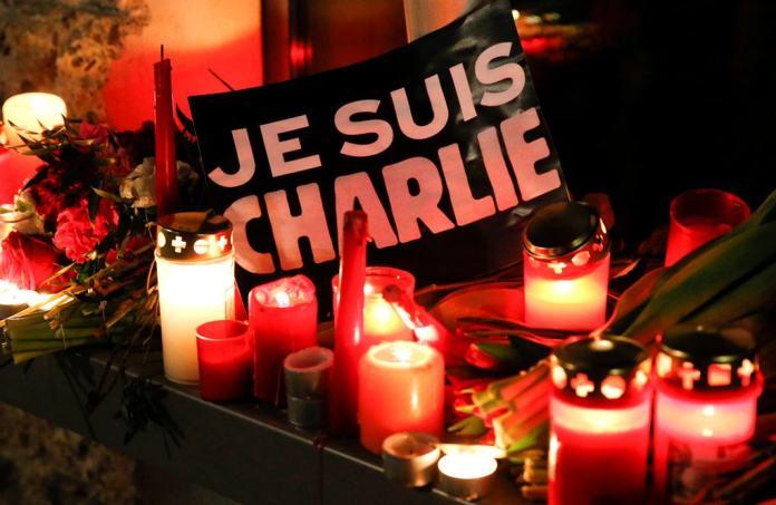 Совершен теракт в редакции Charlie Hebdo