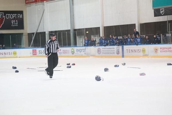 За полтора года Рязанская область потеряла 14 позиций в рейтинге командных игровых видов спорта