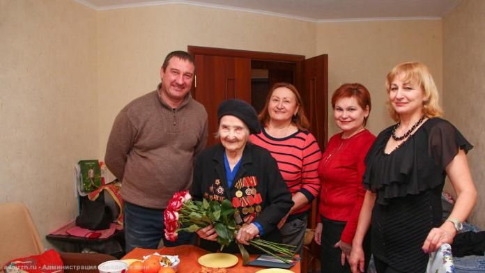 Рязанка Татьяна Овчинникова отметила 101-й день рождения