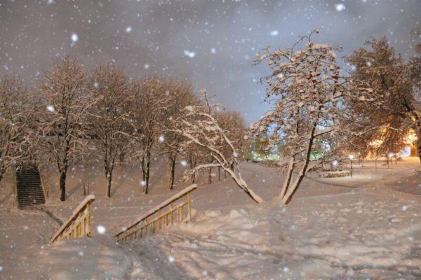 Рязанцев предупредили о резком похолодании