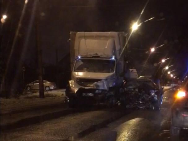Один человек погиб, двое травмированы после ДТП в Твери