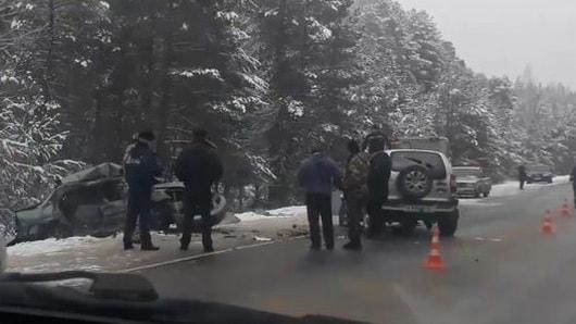 В ДТП в Касимовском районе погиб 35-летний мужчина