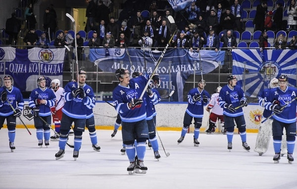 ХК «Рязань» начнёт сезон на домашнем льду