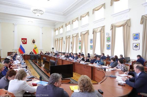 В Рязанской области сформирован план по недопущению коронавируса
