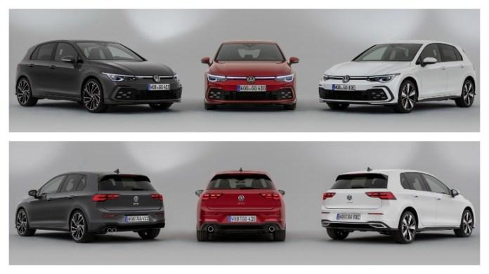 Volkswagen официально презентовал новый Golf GTI